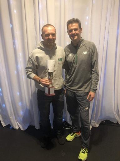 Alex Brennan – 2019 M45 Winner of the Hill & Dale Series