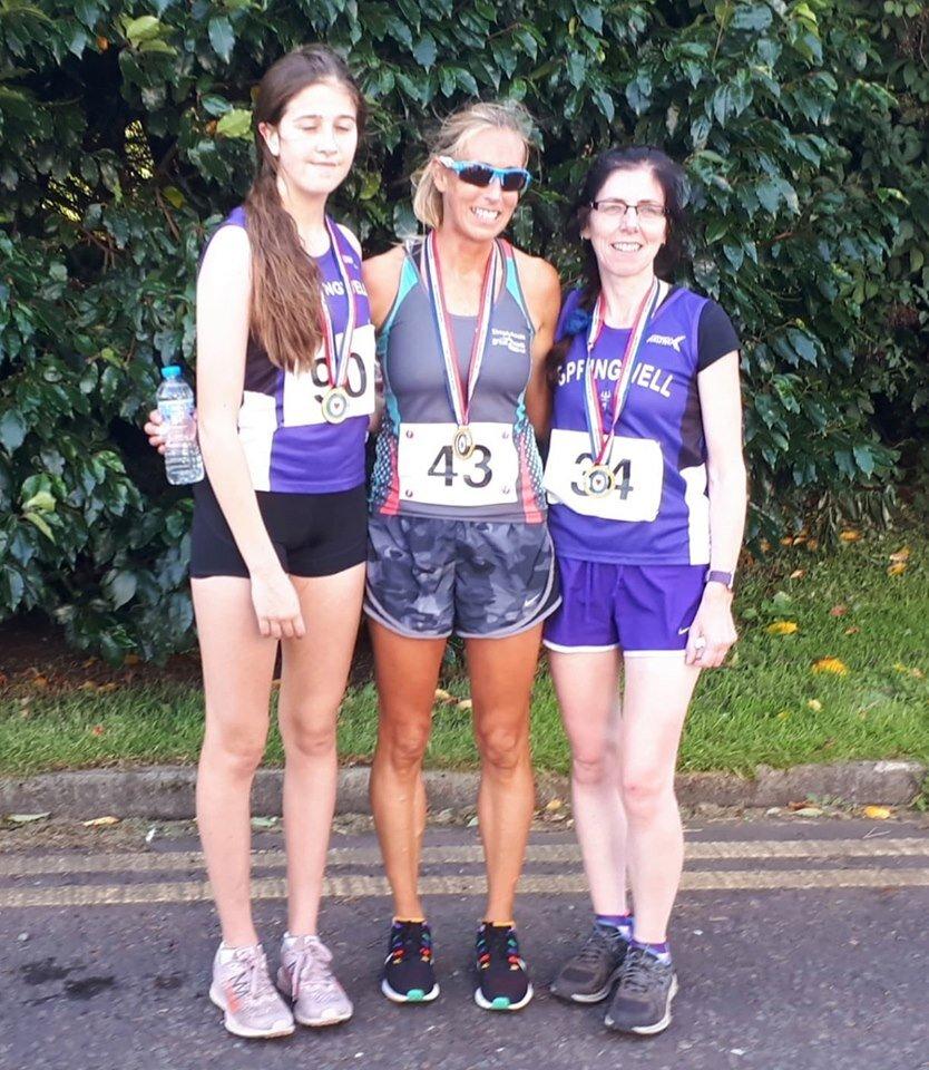 Niamh McGarry, Kate Semple, Adele Tomb