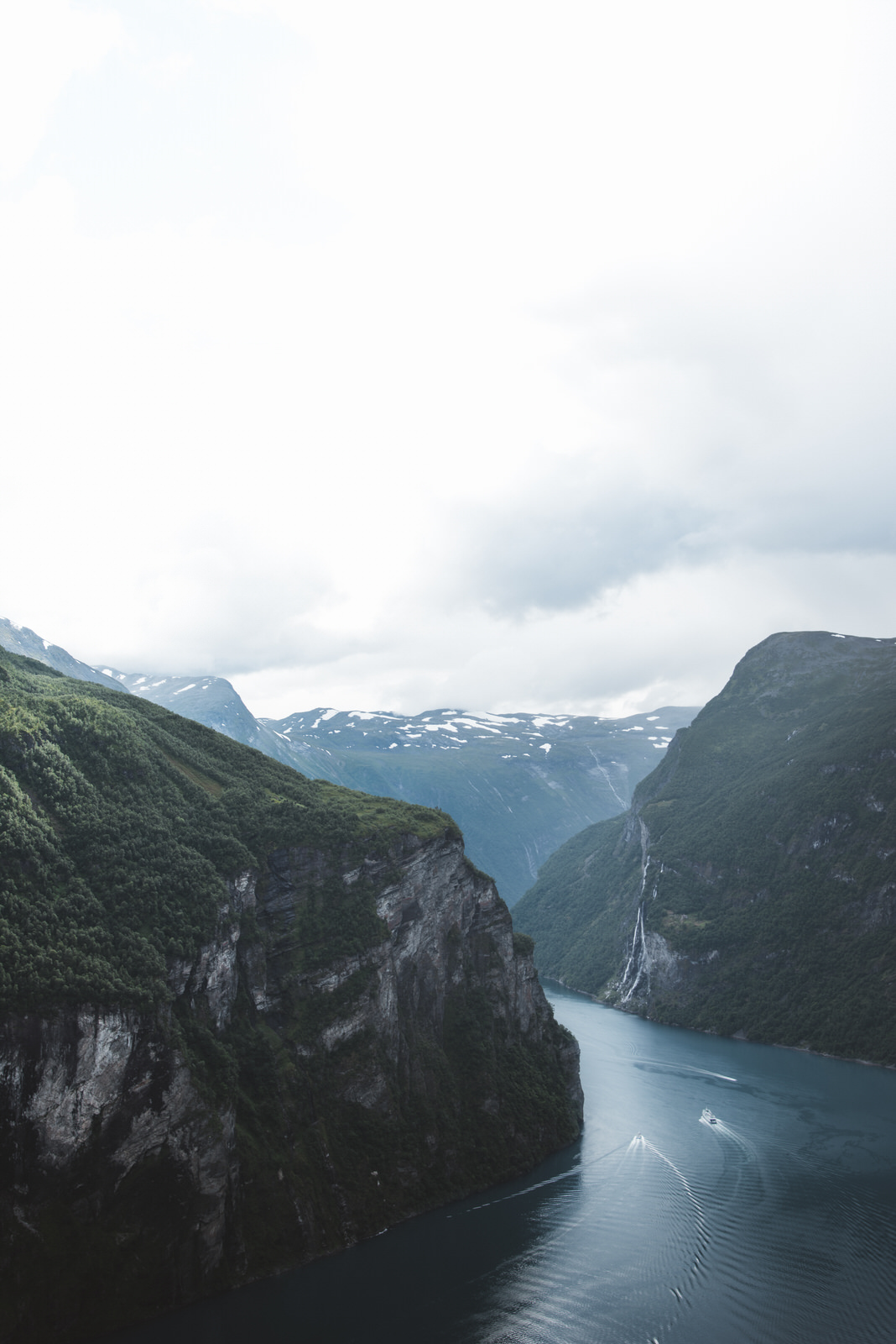 norway 2016 road trip part 5 dalsnibba geiranger
