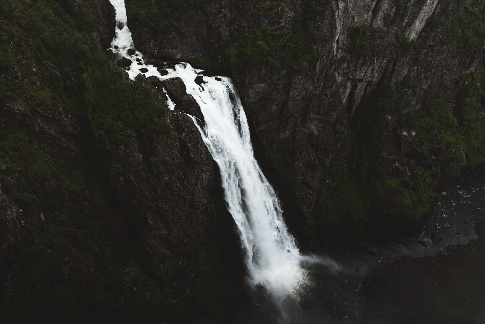 norway 2016 road trip part 7 hardangervidda voringsfossen