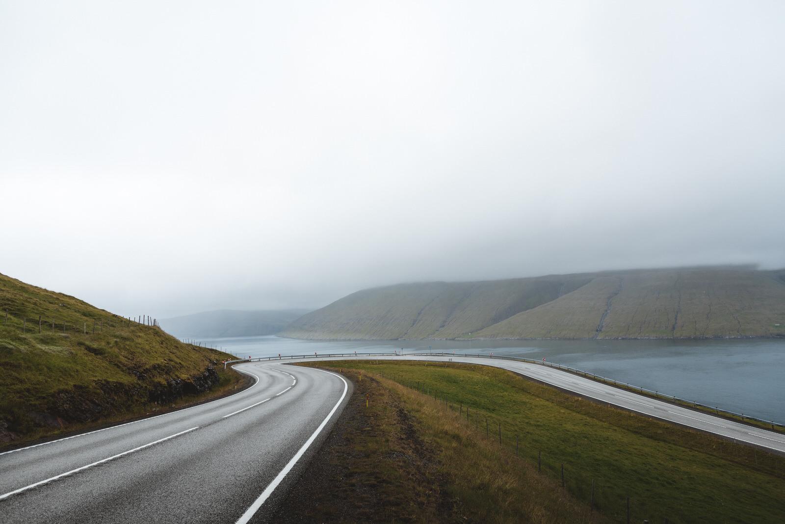 faroe islands road trip 2016 day 1 torshavn sorvagsvatn