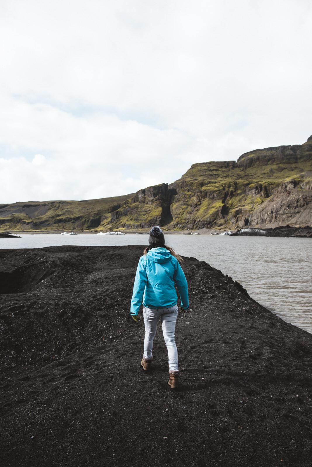 iceland road trip day 3 - fjadrargljufur solheimajokull dyrholaey
