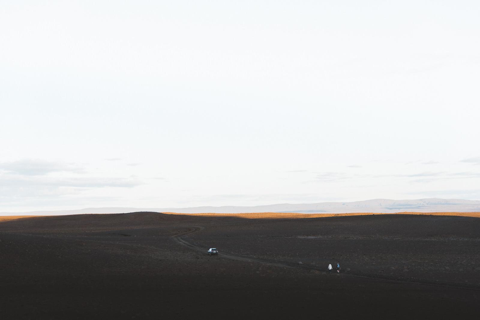 iceland road trip day 6 - geysir hagavatn gullfoss aurora