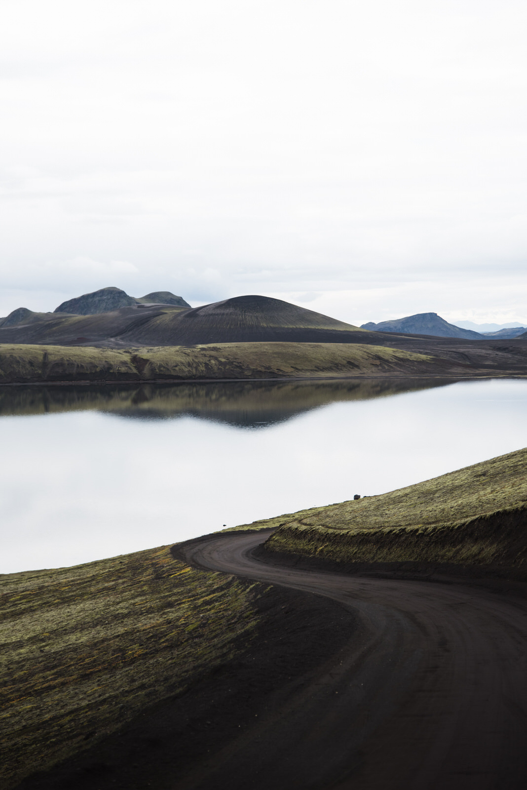 iceland road trip day 5 - landmannalaugar blahylur blahnukur