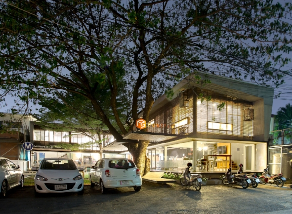Our coworking space in Chiang Mai, PUNSPACE