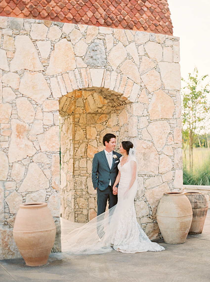 Venue: Campy Lucy | Coordinator: Emily White | Hair & Makeup: Lasting Luxe | Dress: Eddy K.