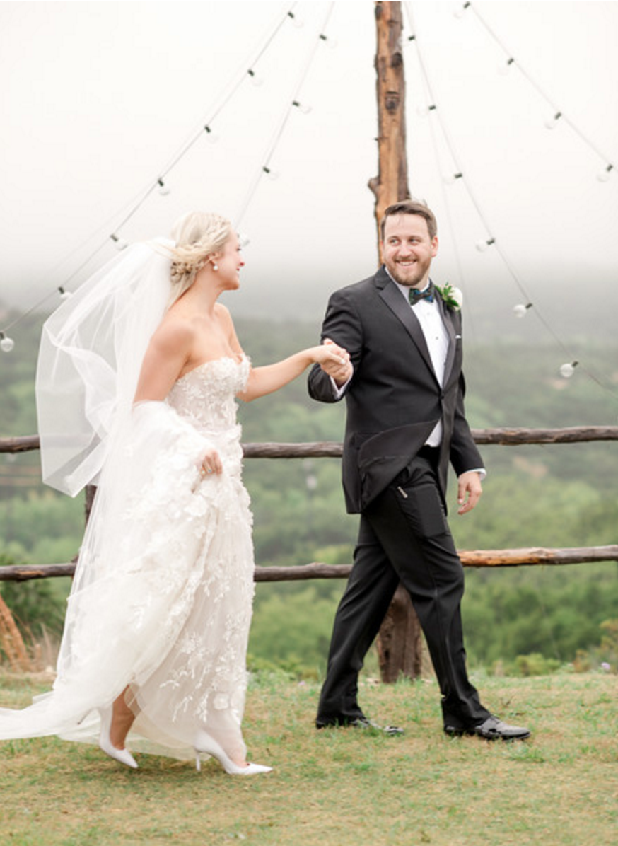 Spring Texas Vineyard Wedding | Fort Worth, TX