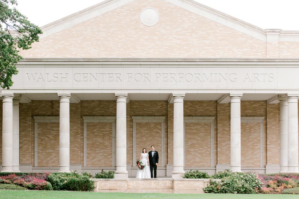 Wedding Photography | Formal Vintage Fall Wedding