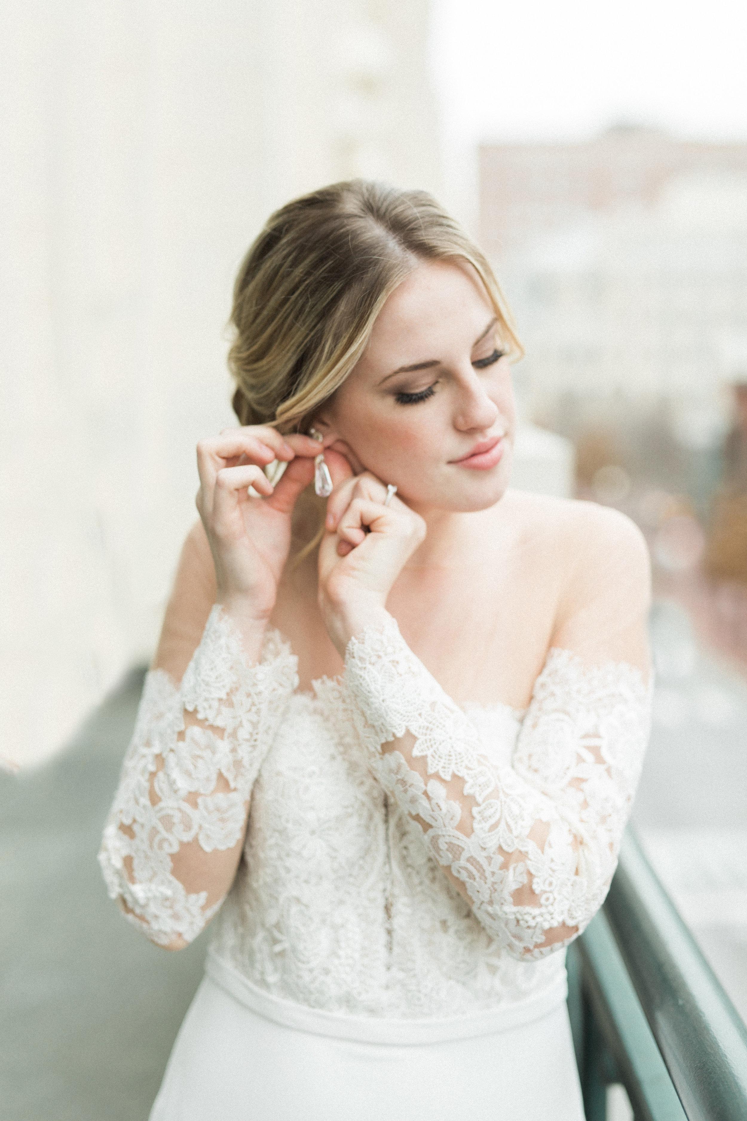 All White Winter Wedding Inspiration   Fine Art European Elopement Inspired Winter Wedding