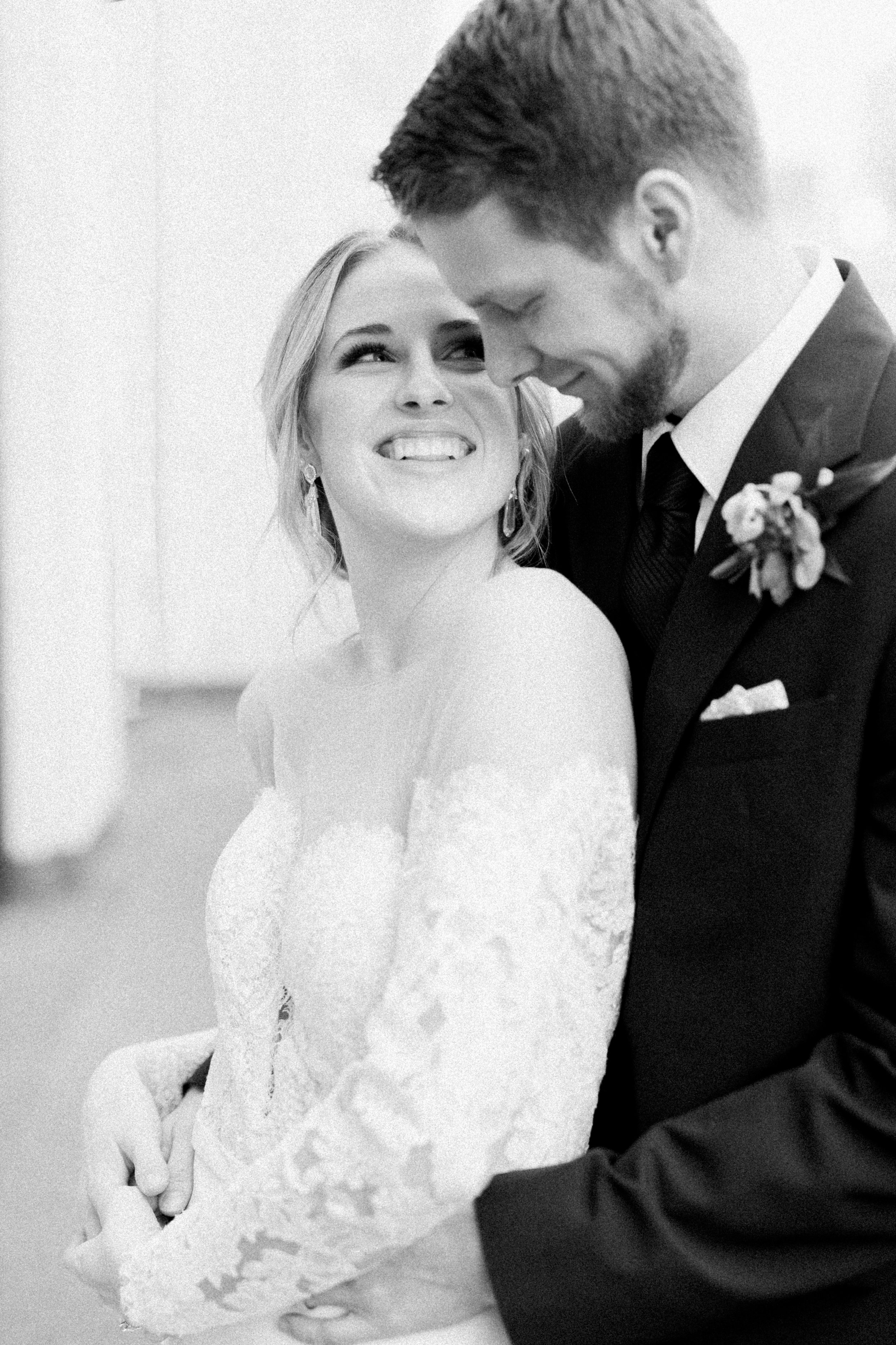 European Inspired Wedding Shoot in Downtown Fort Worth