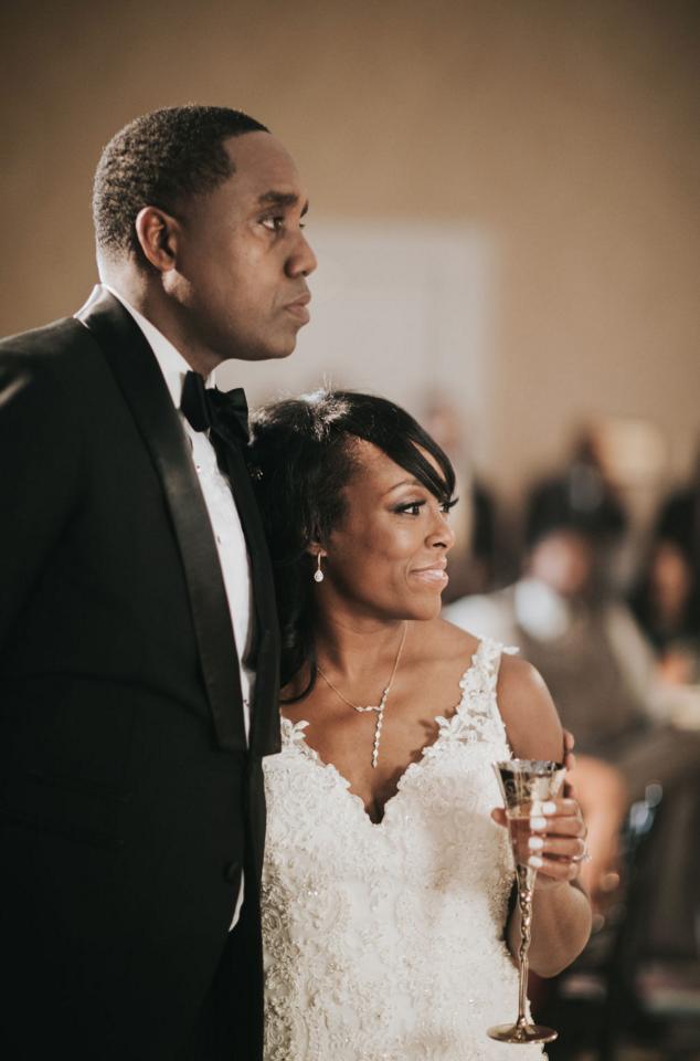 Modern Downtown Dallas Wedding Reception | Dallas Wedding Planing