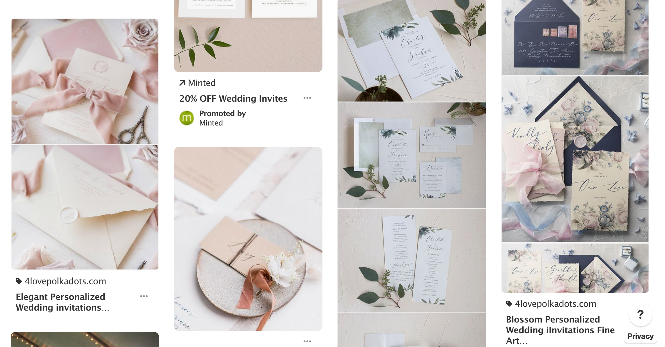how to use pinterest as a bride