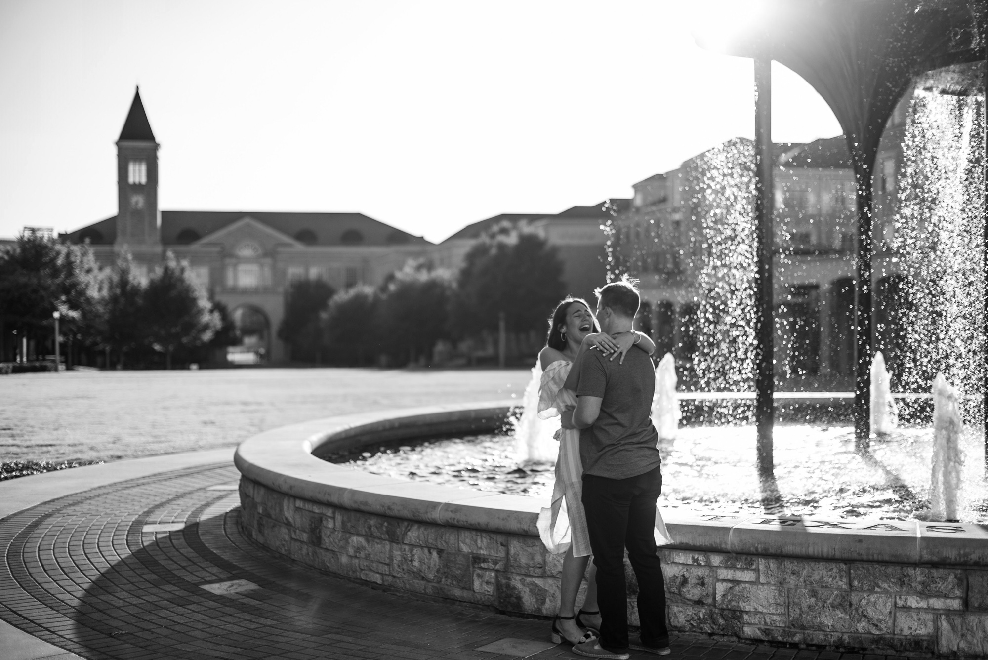 tcu college wedding proposal ideas