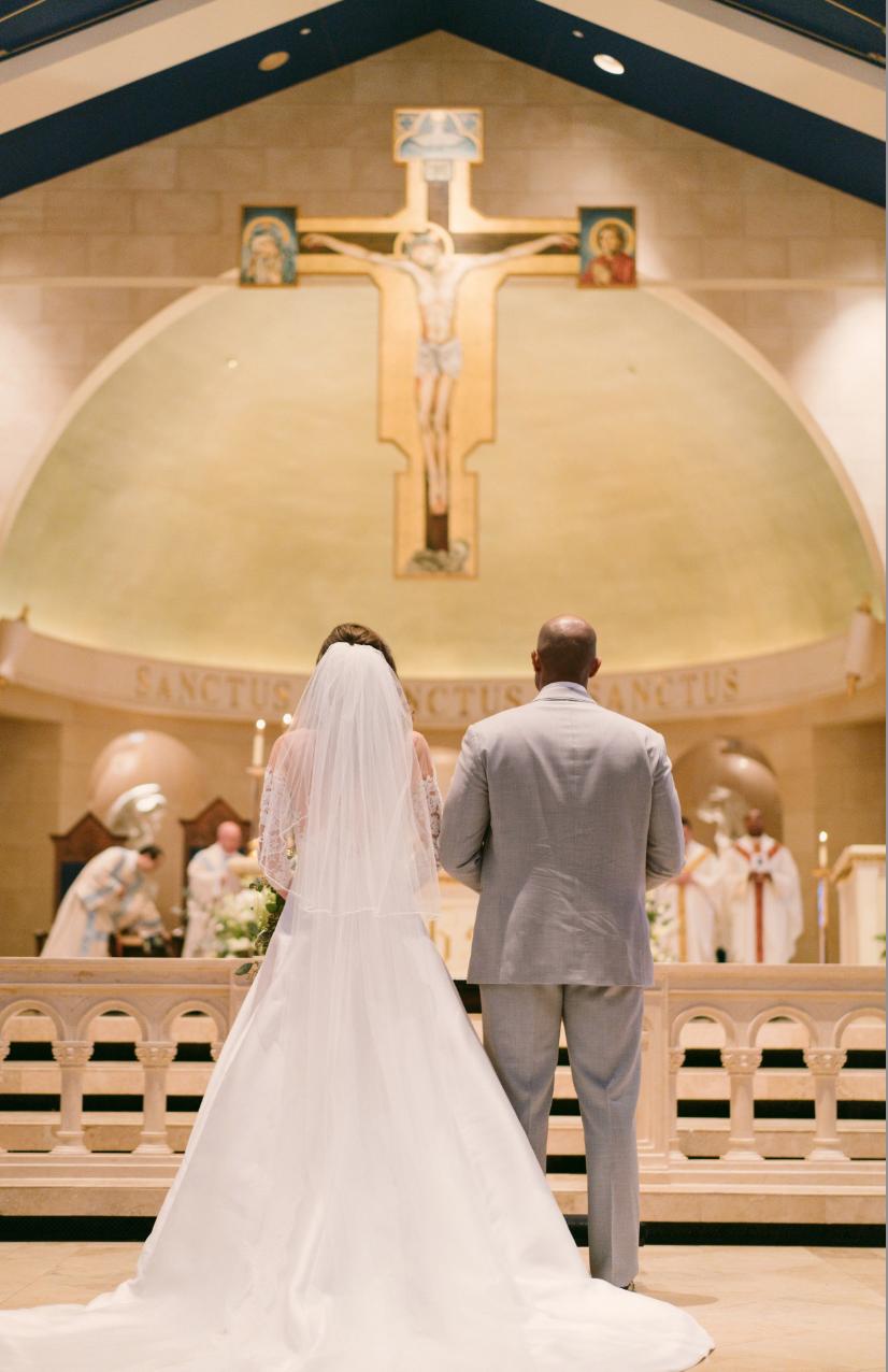 mixed religion wedding ceremony
