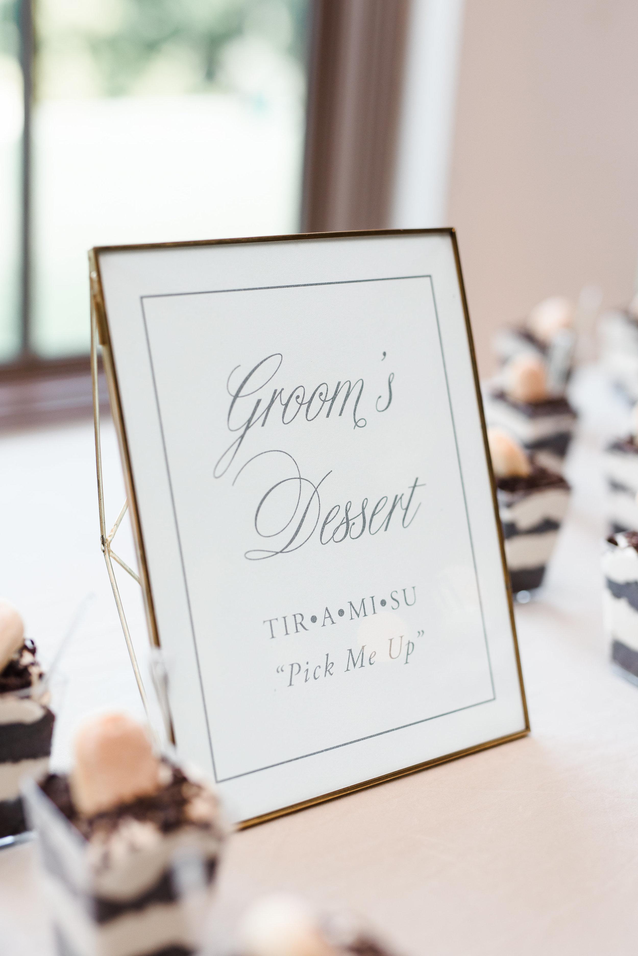 tiramisu wedding grooms cake
