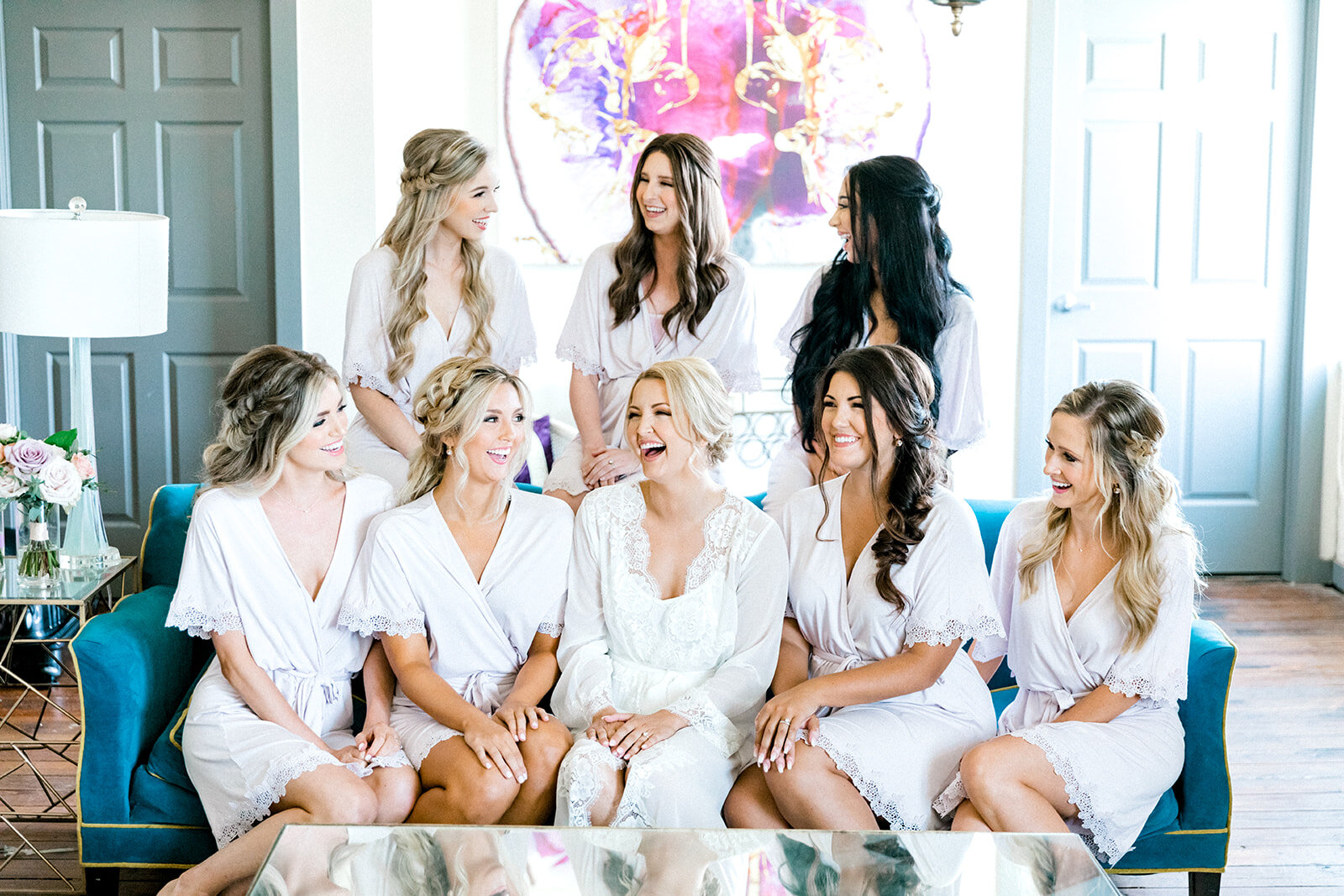 bride and bridesmaids getting ready.jpg