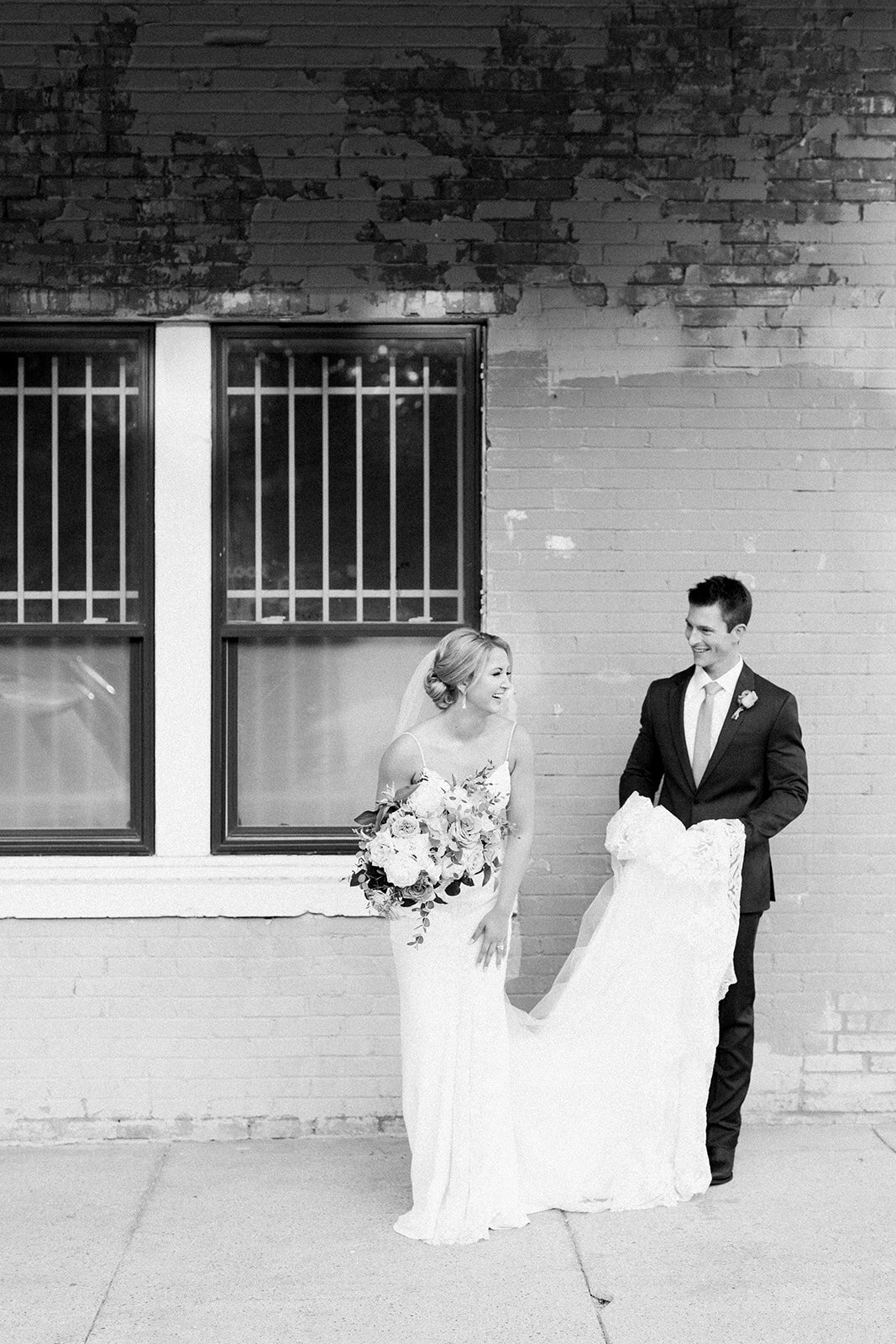 bride and groom downtown portraits.jpg