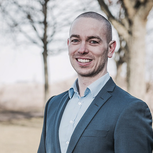 Lasse Uldahl Borch, bestyrer. Danhostel Copenhagen Amager.