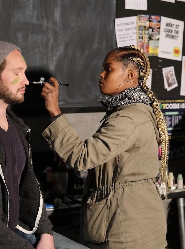 Nickia Williams - Makeup Artist -  nickiawilliamsartistry.com  - @nickiawilliamsartistry