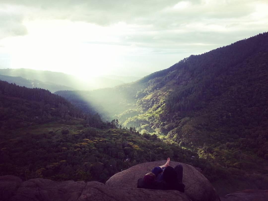 Camping and hiking Sri Lanka, Bambarakanda falls