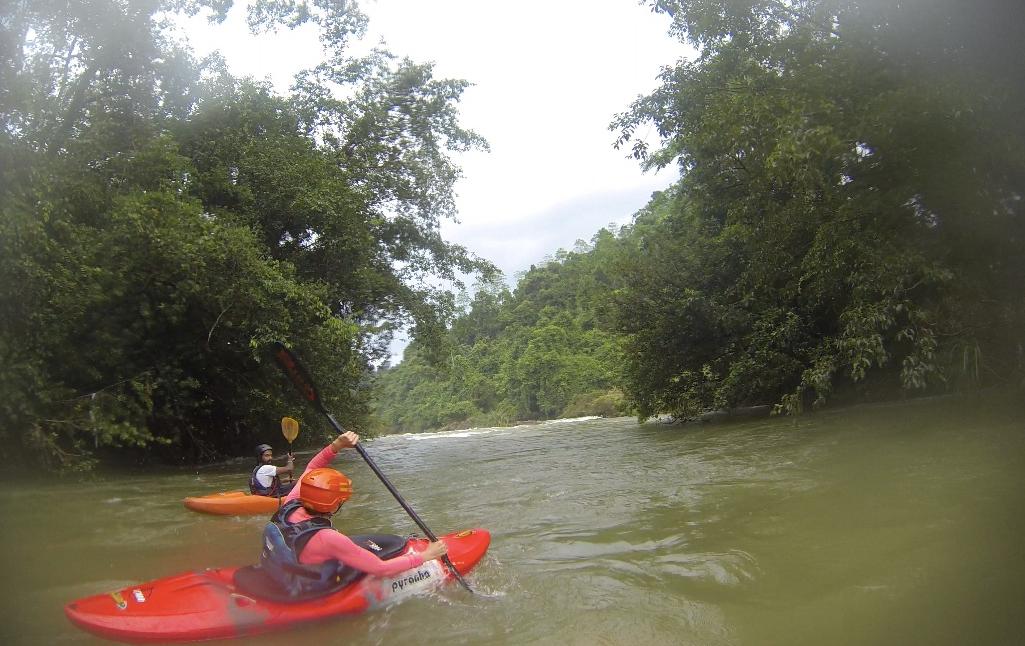 Kayaking Sri Lanka