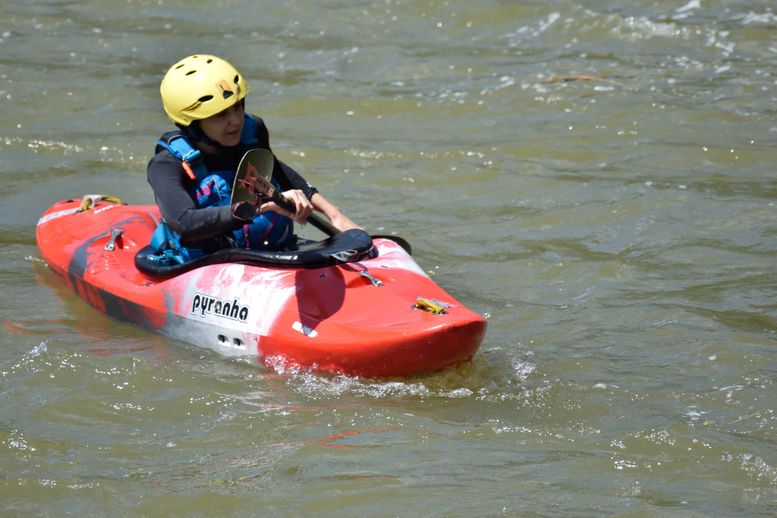 Kayak Lessons Sri Lanka