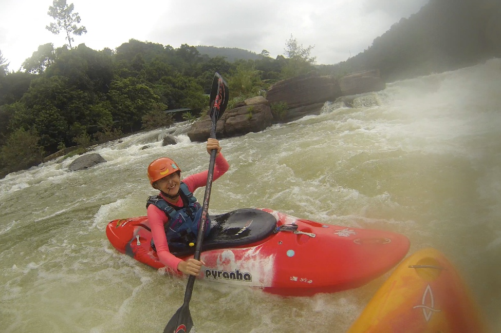 White Water Kayaking Sri Lanka
