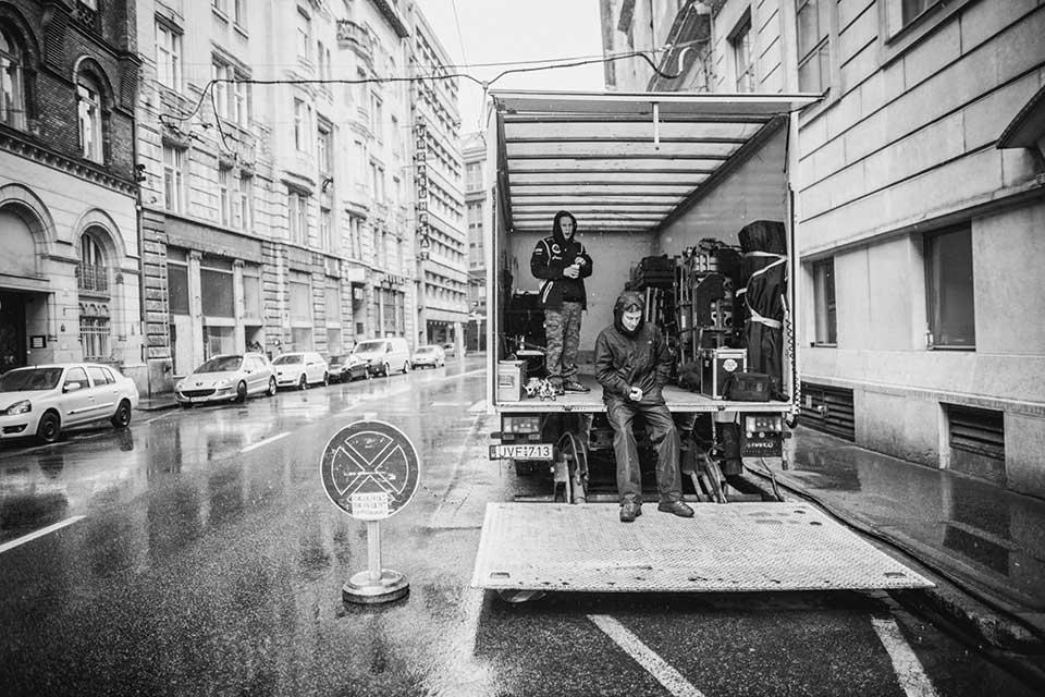 Kirin Tea Filmed in Hungary