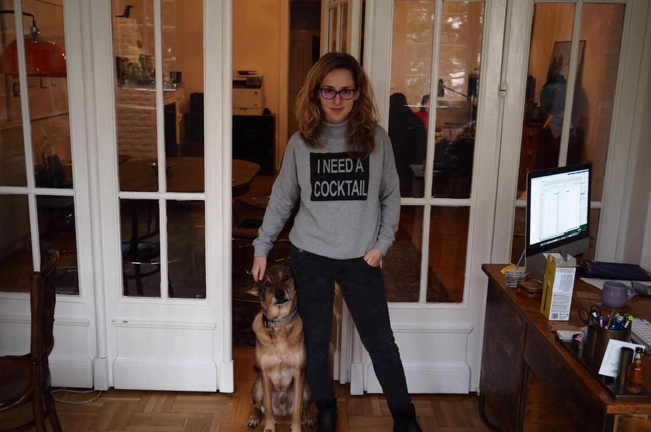 Team Filmreaktor Hungary Office Dog.jpg
