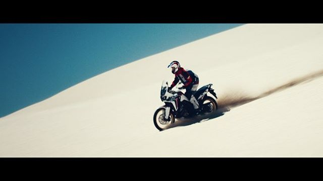⚡️ HONDA TVC: OFF-ROAD Riding with HONDA Dual Clutch Transmission • Beautiful sunny days at some of Australia's finest Sand Dunes! • #filmreaktorglobal #honda