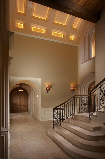 Updated Foyer
