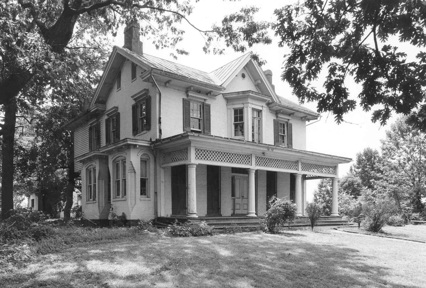 Douglass's estate at Cedar Hill