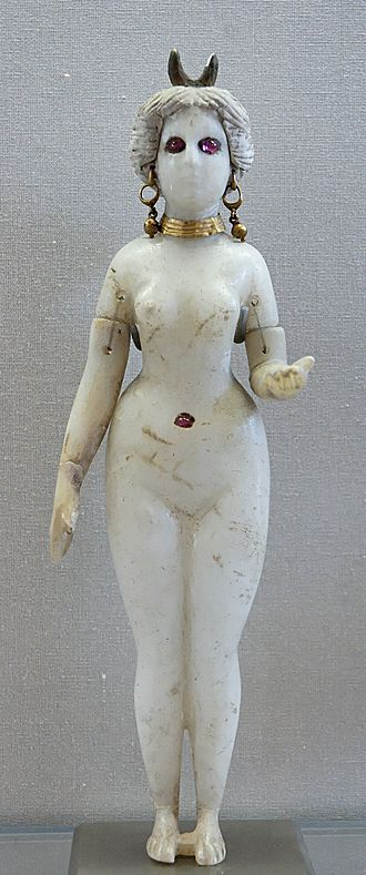 The ancient Middle Eastern goddess Astarte.
