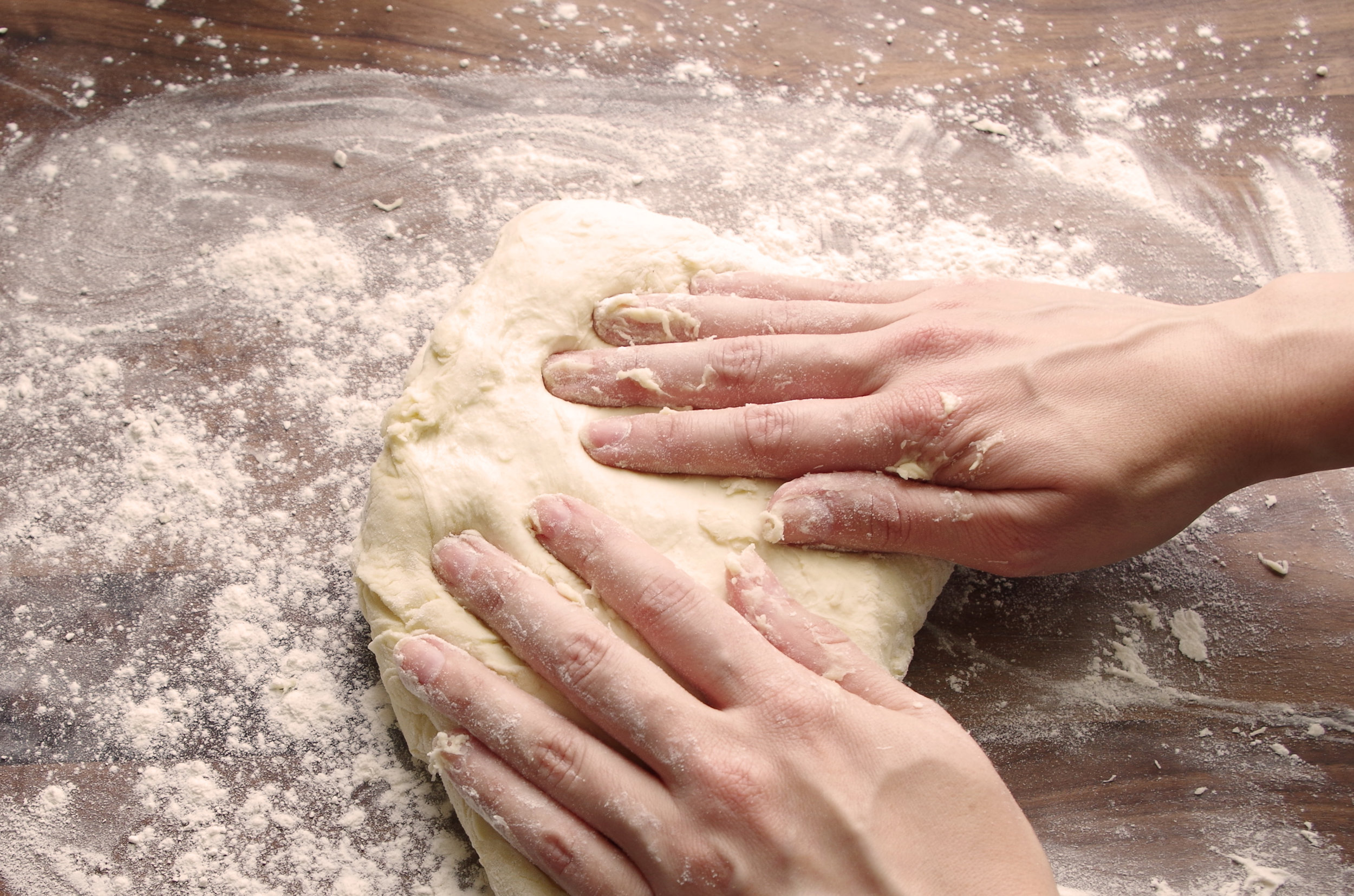 Jenna Edwards cooking hand model