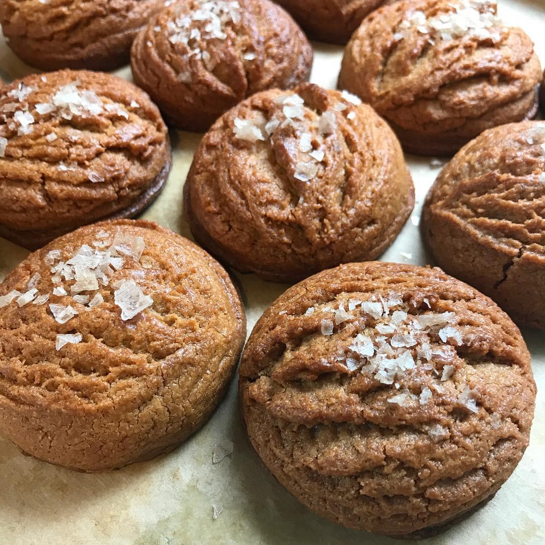 Deluxe Peanut Butter Cookies (Gluten & Dairy Free)