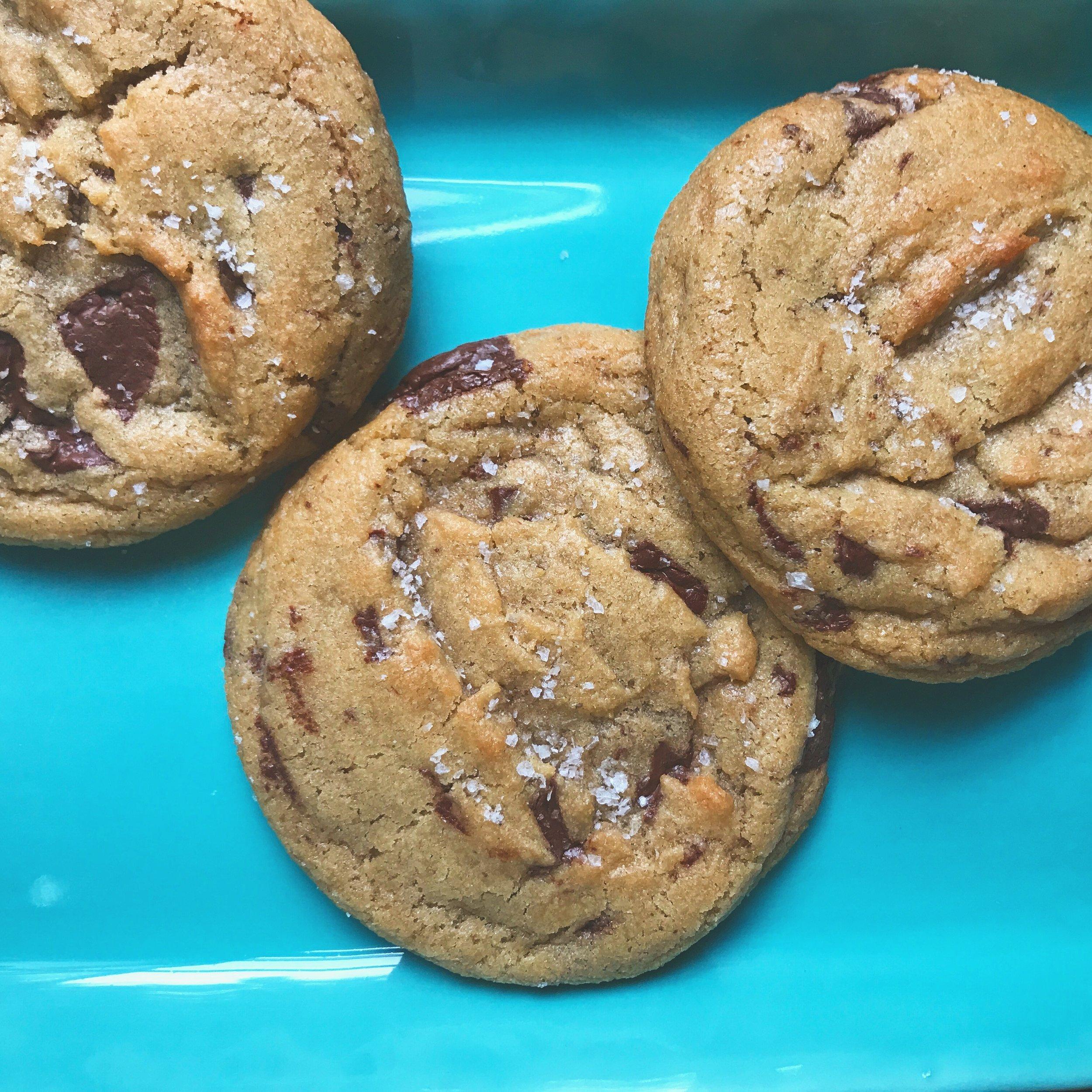 Super Deluxe Cookies