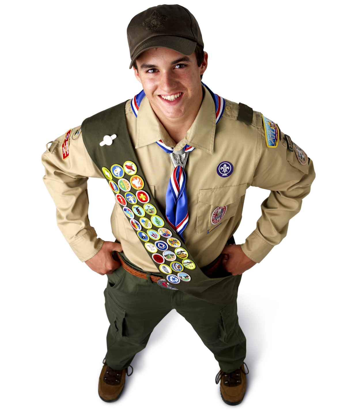 Our Boy Scout Troop 337 is for Boys entering the 6th Grade through 18 years old.  For more info go to www.troop337.com