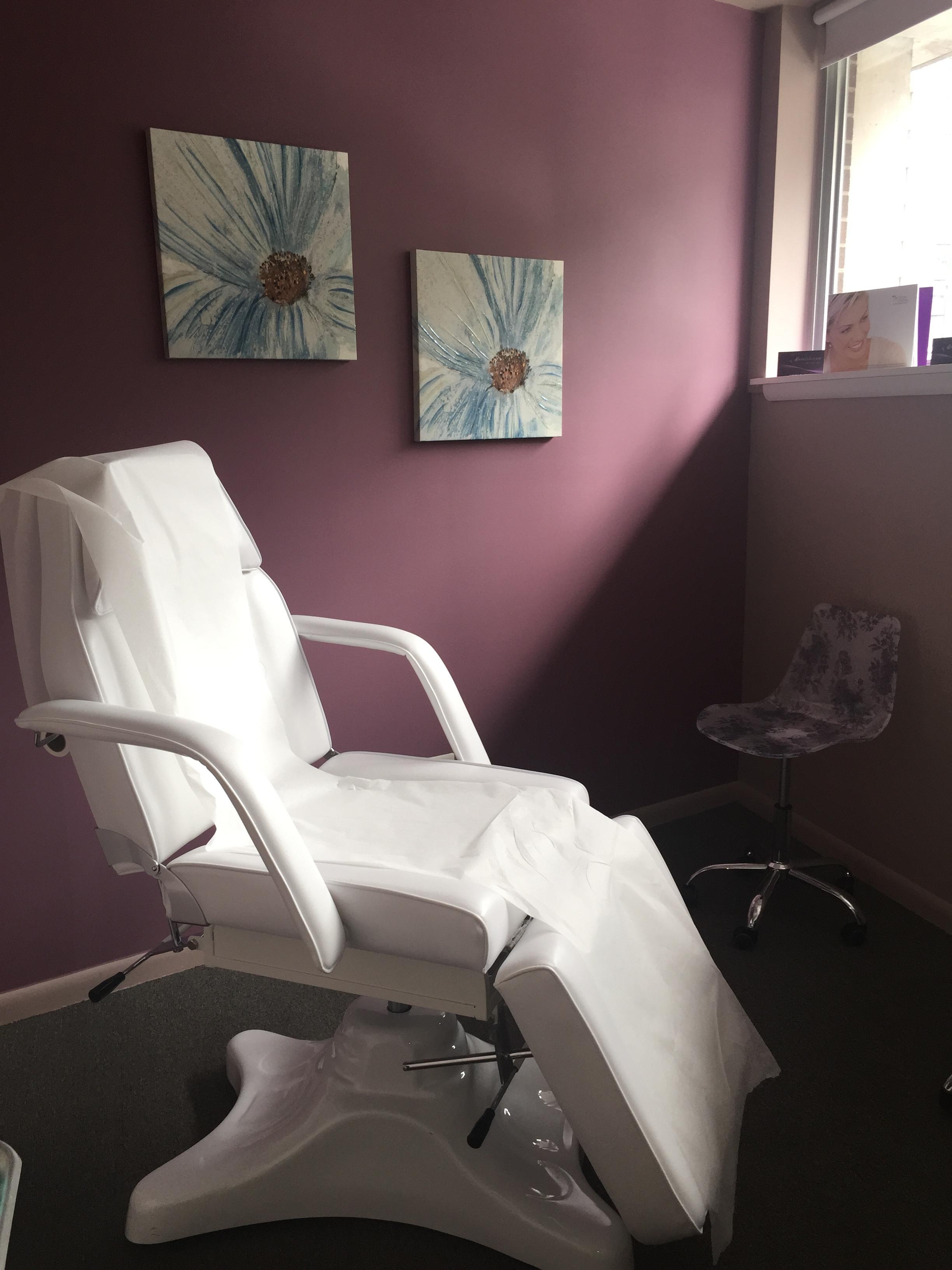 Avellina Aesthetics Treatment Area