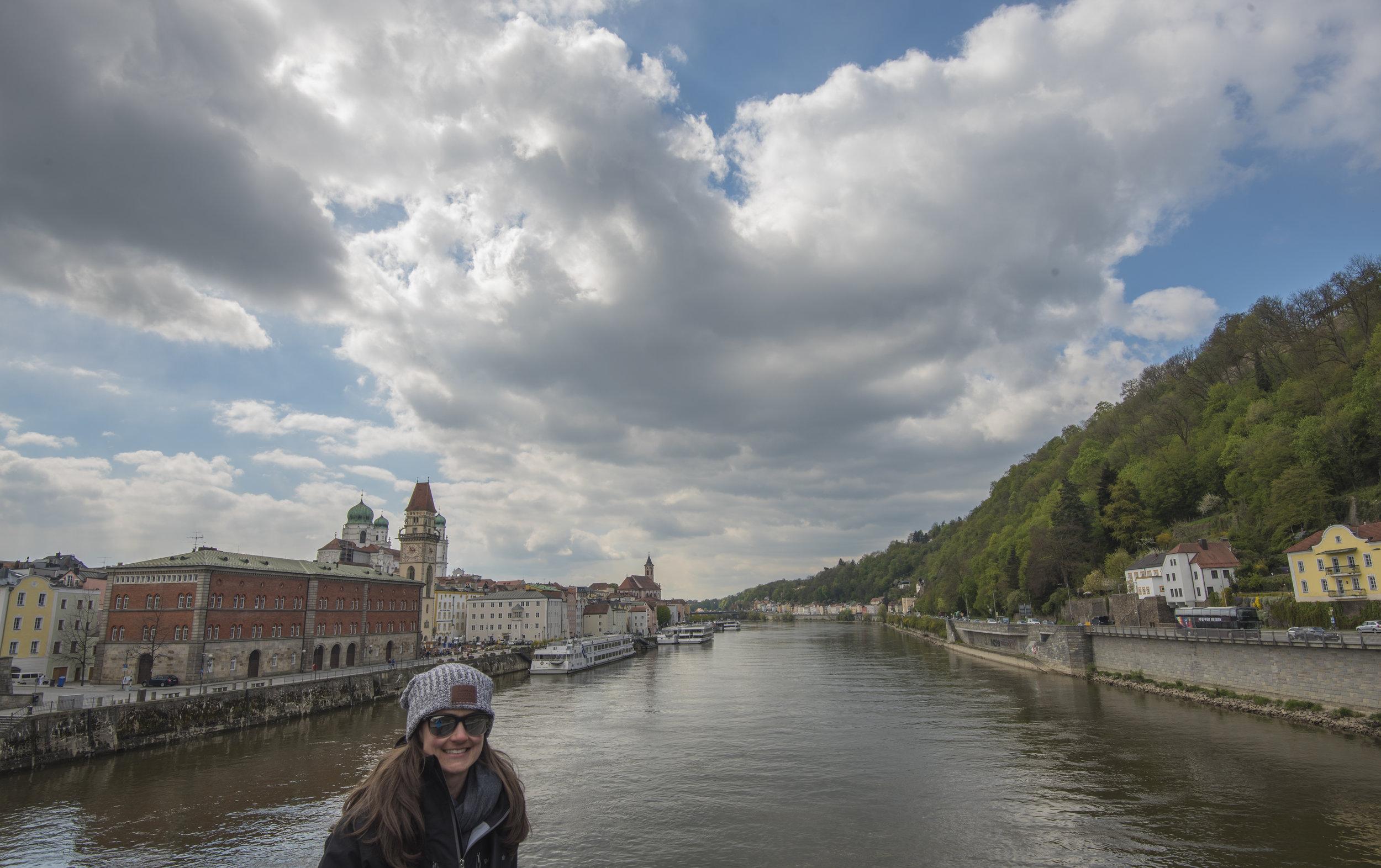 Kirby in Passau