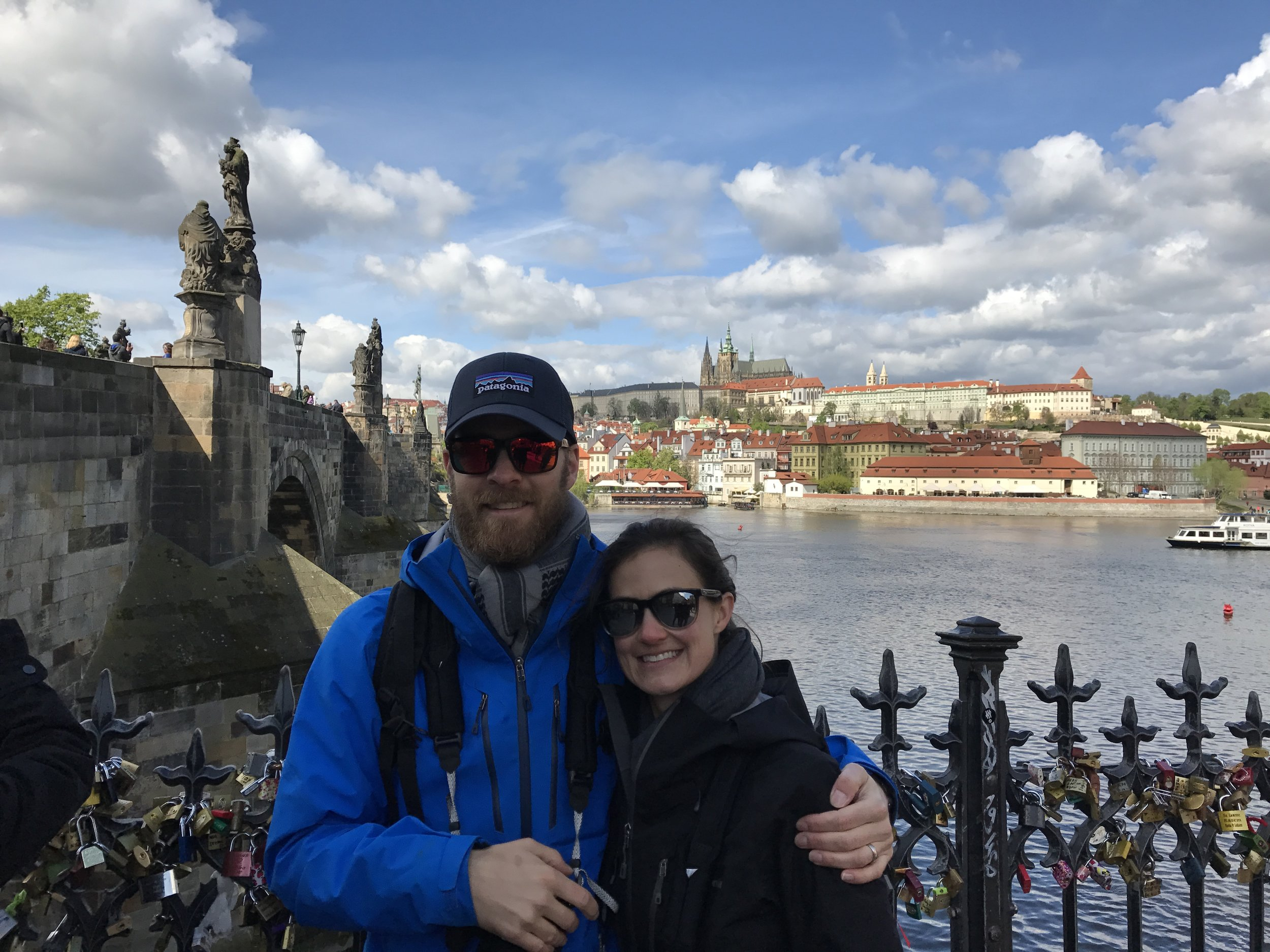 Easter Sunday in Prague