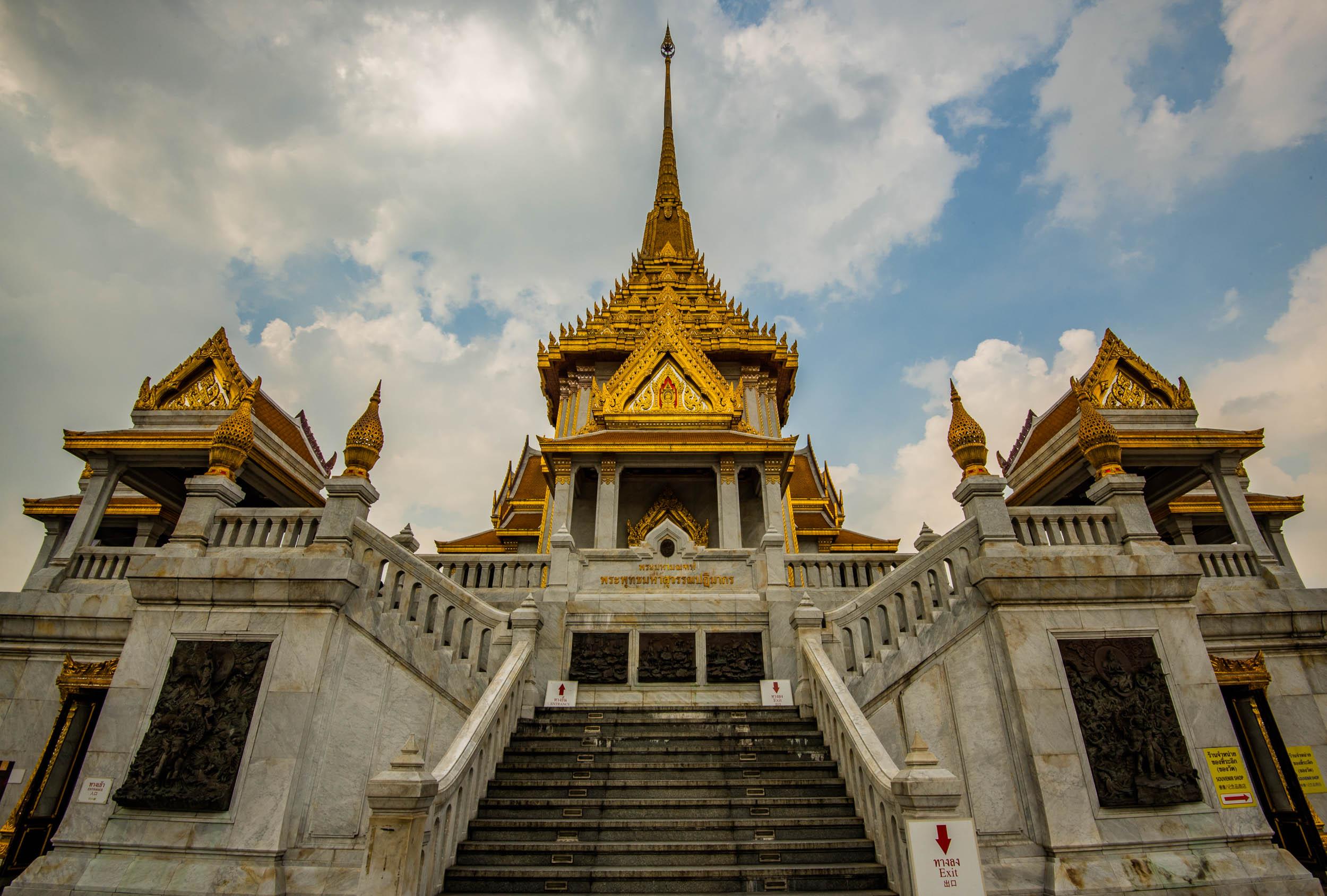 Budda d'oro