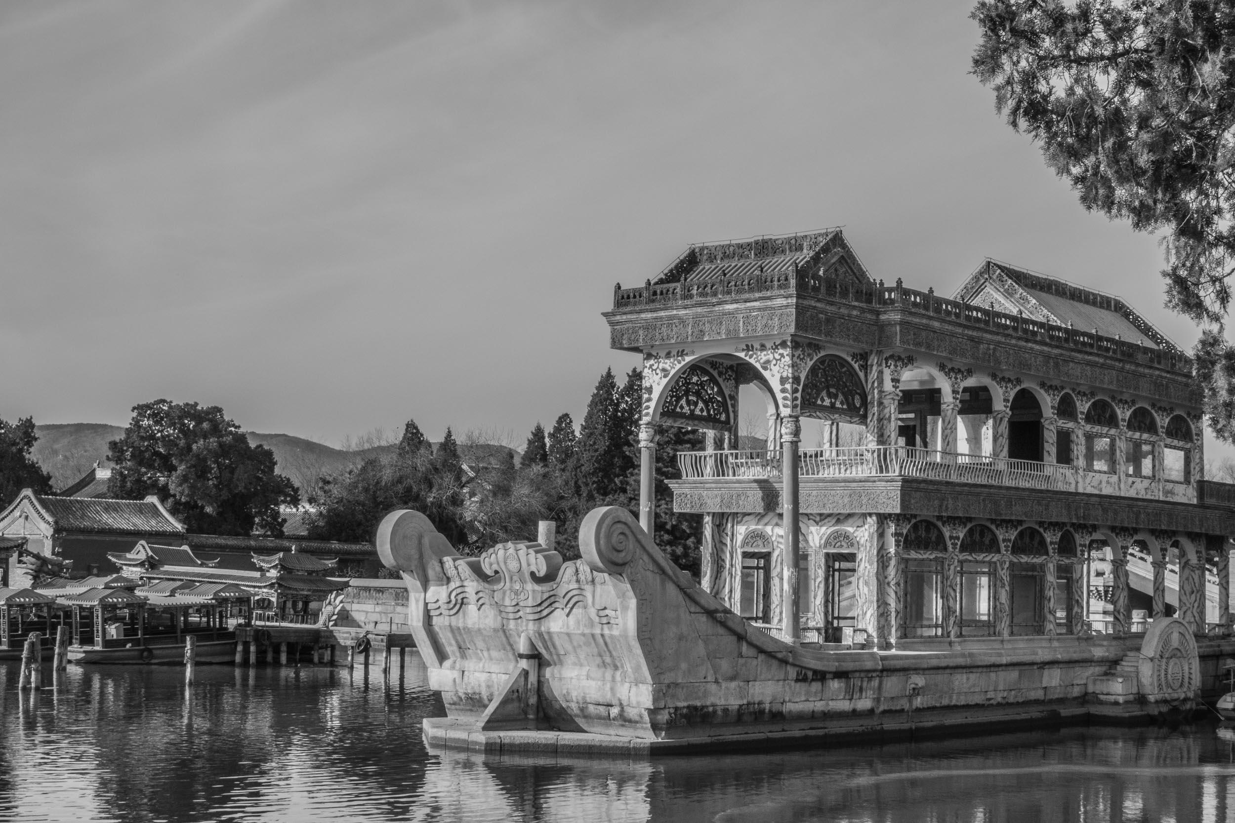 Marble Boat at Summer Palace