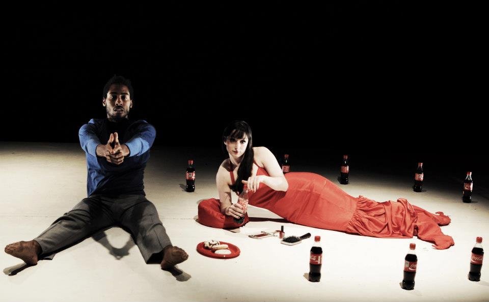Credit:Ewa Figaszewska  Performers:Malik Nashad Sharpe, Lucia Kickham - Table Manners/Stopping at Red Lights
