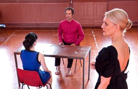 Performers:Michael Cooney, Lucia Kickham, Ingrid Nachstern -Table Manners/Stopping at Red Lights