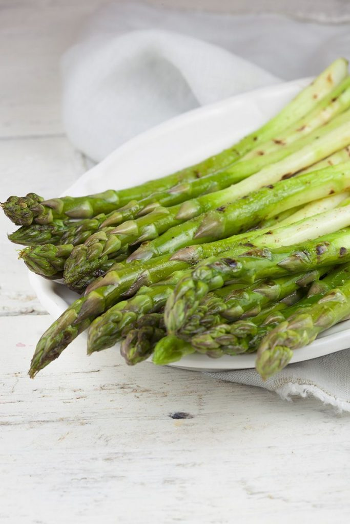 Credit photo:  https://ohmydish.com/recipe/grilled-green-asparagus/