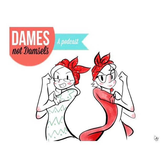 Check out this awesome fan art from @slapjackstudios! We love it so much! . . . #wecandoit #feministpodcast #womenwhopodcast #womenpodcasters #nerdpodcast #womenintech #womeninmedia #ladyboss #ladynerd #damesnotdamsels #womenempowerment #empoweredwomen #empowerwomenempowertheworld #thefutureisfemale #womenwhoinspire #feminist #feministlife #rosietheriveter #womenintheworkplace #nerdsgonnanerd #ladynerds #ladygeek #femalesarestrongashell #empowergirls #empoweredliving #encouragewomen #heforshe