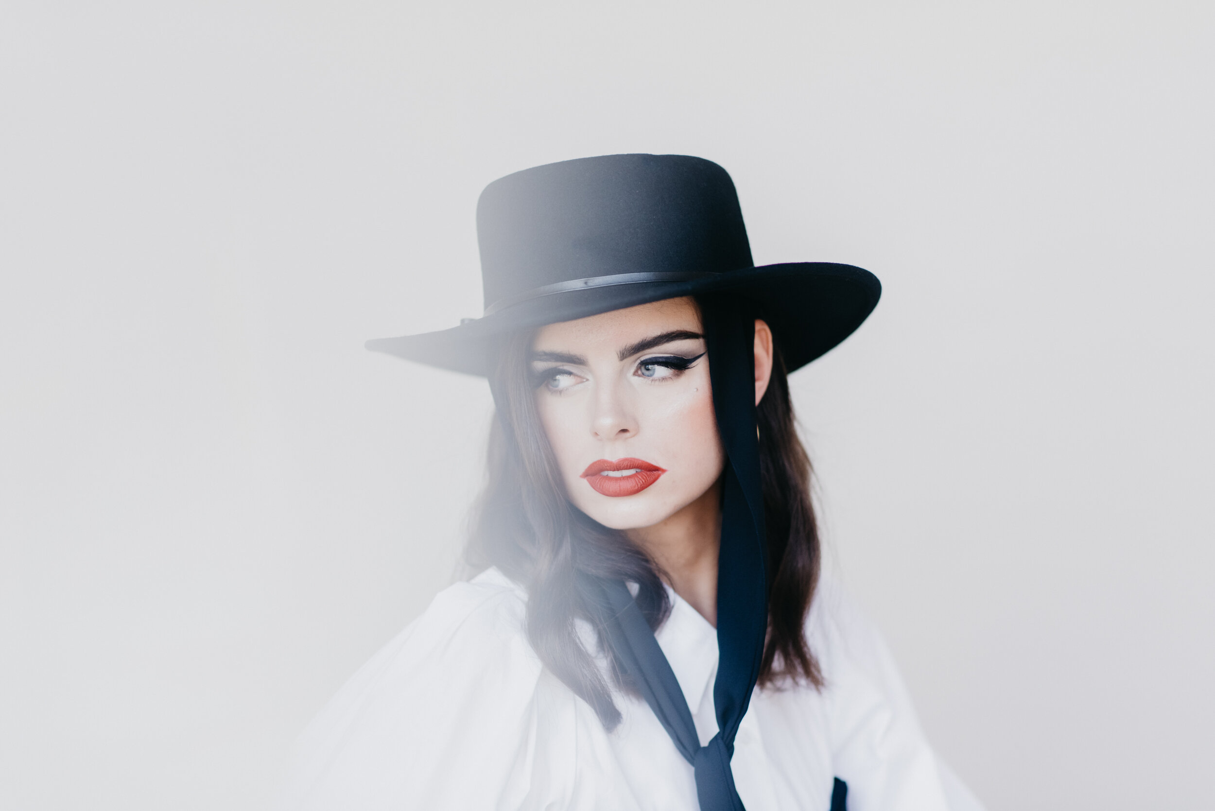 Photographer: Andrea Hutchison Model: Lucy Duane (Heyman Talent) Styling: Miranda McDonald