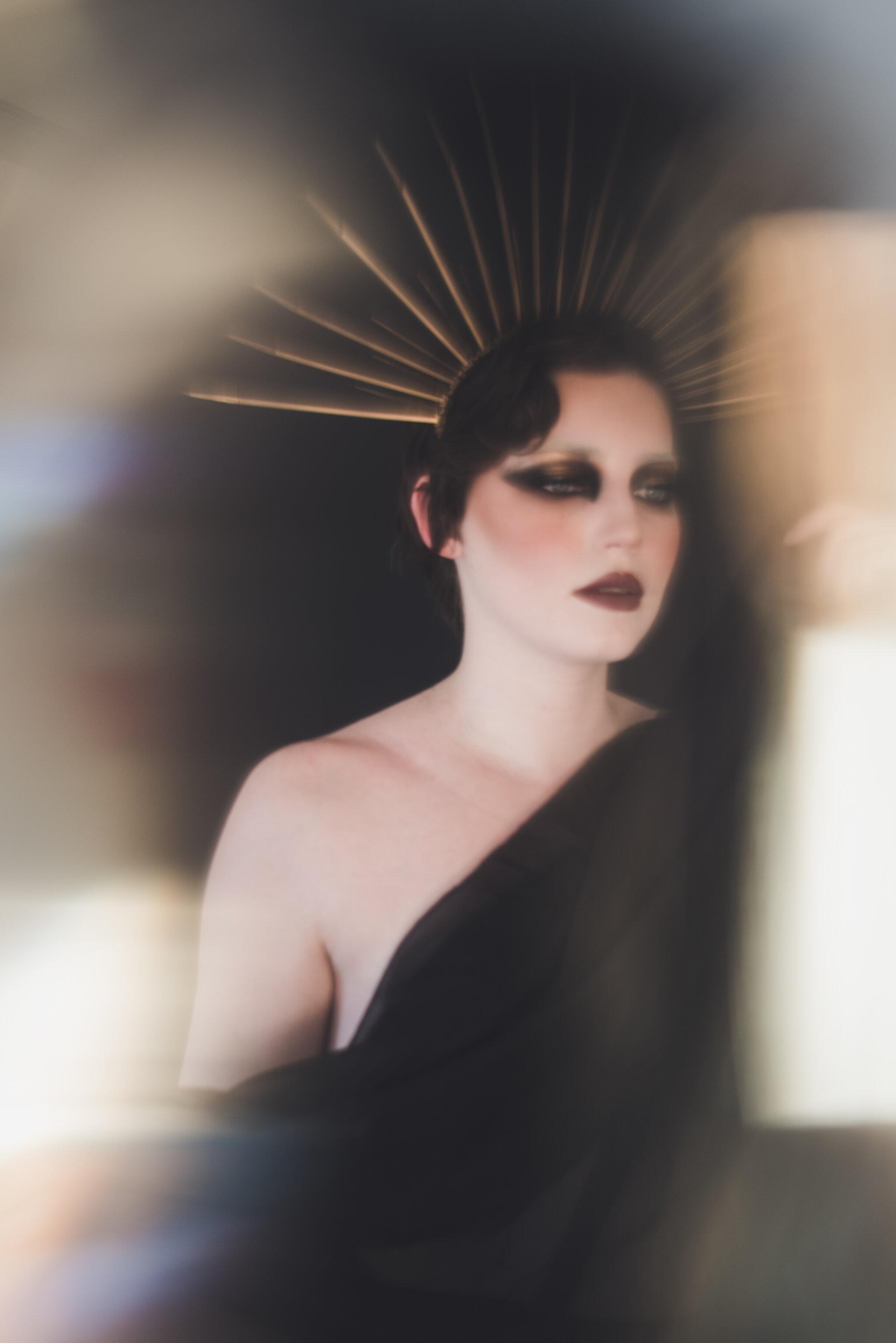 Photographer: Andrea Hutchinson Model: Alexis Fabish