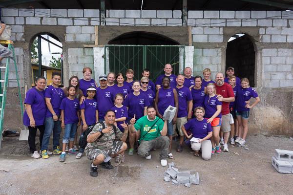 Cedar Shoals Baptist Church with New Life Nicaragua in Cristo Rey