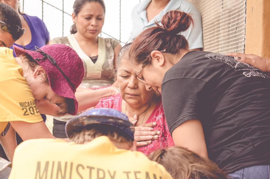 Cristo rey nicaragua ministry